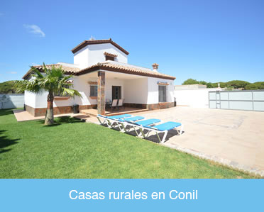 Casas rurales en Conil