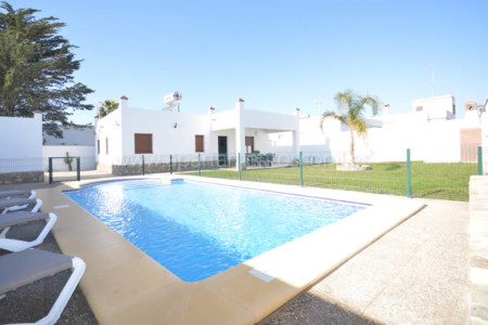 Chalet en Conil playa